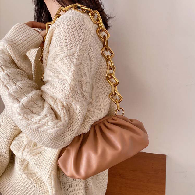 Fashion Dumplings Shoulder Bags