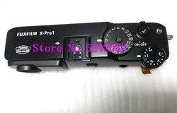 Original For FUJI X-Pro1 Top Cover Power Swich Shutter Button For Fujifilm X-Pro1 Camera Repair Part Unit