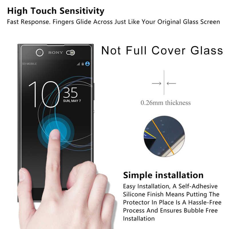 Điện Thoại Thông Minh Bảo Vệ Màn Hình Trong Cho Sony Xperia C3 C4 C5 Dual Toughed Kính Cường Lực Cho Sony E1 E3 E4 E4g E5 9H HD Kính Cứng