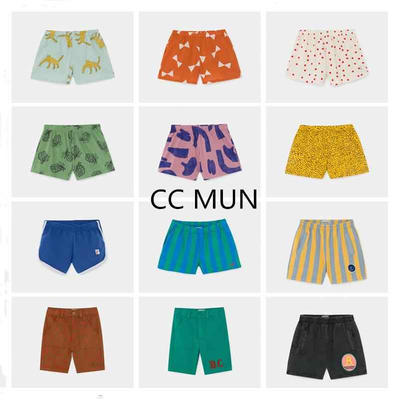 Pre-sale 2020 spring and summer BC children shorts student shorts boy and girl shorts casual sports pants beach shorts