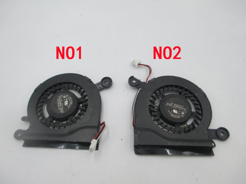 For Samsung NP900X3C 900X3D 900X3E 900X3E NP900X3B DC5V 0.36A 4Pin 3Wire Fan KDB0505HC BJ98 DG54 DA81 BA31-00121