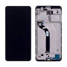 5,7 ''ЖК-дисплей с рамкой для Xiaomi Redmi 5 Redmi5 дигитайзер сенсорный экран 1440x720 ЖК-дисплей сборка Запасная часть
