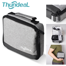 ThundeaL Portable DLP Projector Bag T18 Max RD606 T20 Mini DLP Projector Hard Carrying Case Protective Travel Carry Soft Pouch