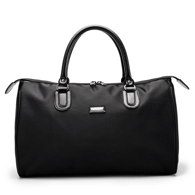 Men's And Women's Business Hand Chu Cha Bao Short Trip Large Capacity Travel Bag Waterproof Travel Bag Luggage Bag Can Be Made O