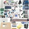 El Kit de inicio más completo para ar duino Mega2560 R3 Nano con Tutorial, placa R3 LCD1602, fuente de alimentación, Servo, etc.