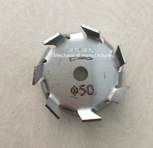 SUS 304 stainless steel blade paint propeller plate