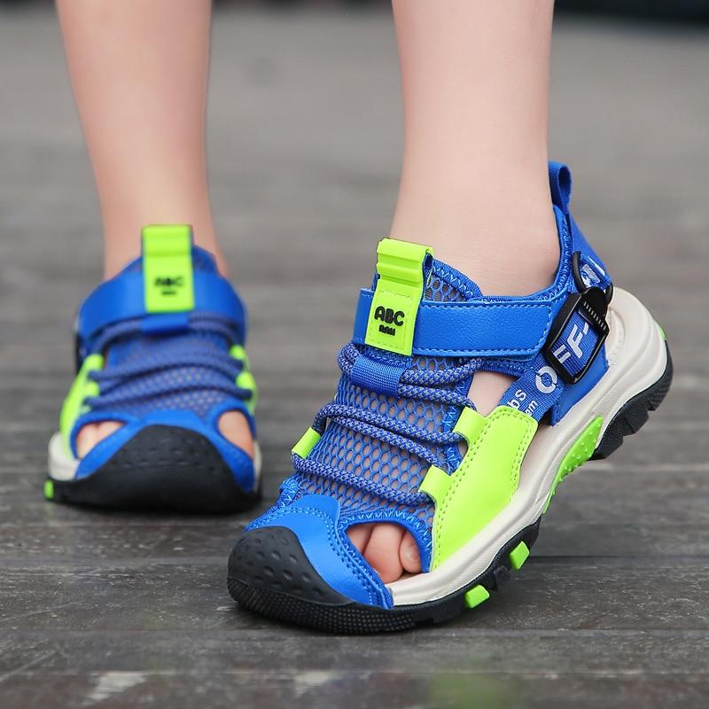 Kids Sandals For Boys,High Quality Summer Boys Shoes,sandalia Infantil Kids,2020 New Toddler Sandals
