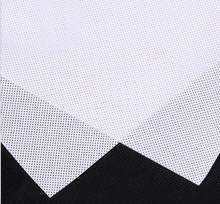 160 см × 100 см Новая Черно-белая ПП Нетканая ткань для использования маски коробка ткань «сделай сам»