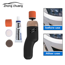 Buy New car beauty maintenance cleaning polishing tools car insurance equipment supplies car paint scratches wax repair machine arti directly from merchant!