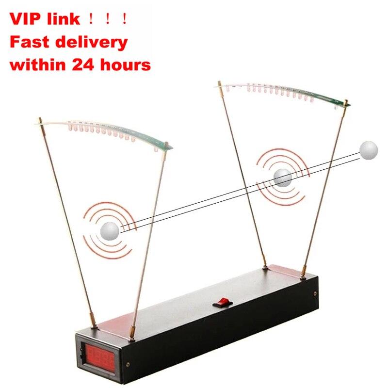 30-9999 Fps Speed Meter Voor Schieten Chronograph Speed Meter Velocimetry Slingshot Kogel Snelheid Meten Of 2 Stuks Licht strip