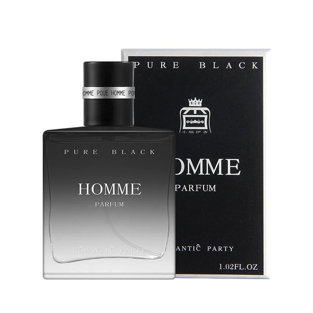 30ml Perfume For Men Long Lasting Body Spray Mini Bottle Perfumy Glass Bottle Fragrance Light Scent Deodorant