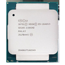 Processor Intel Xeon E5 2640v3 90w-Socket 8-Core SR205 X99 Suitable-For