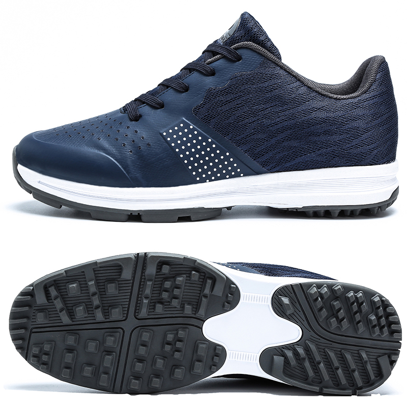 Outdoor Golf Shoes Men Professional Waterproof Golf Sneakers For Men Spring Summer Training Walking Shoes Athletic Sneakers Male