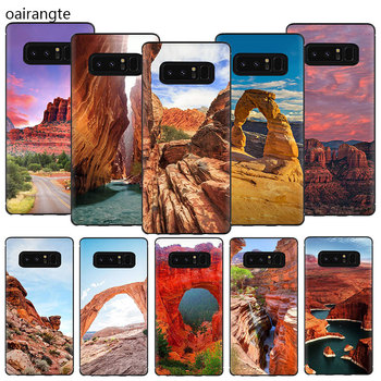 American Grand Canyon TPU Phone Cover Case For Samsung Galaxy A2 A5 A6 7 8 9 2018 A10S 20S 20E 30S 40S 50S 60 70S image