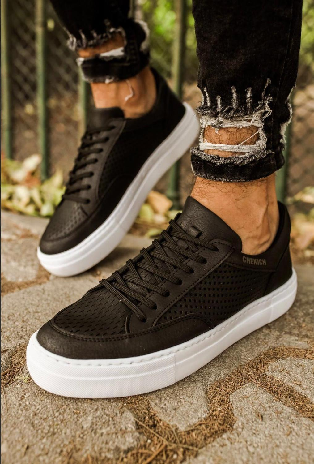 2021 men's shoes casual comfortable sports shoes classic new season green black brown breathable shoes