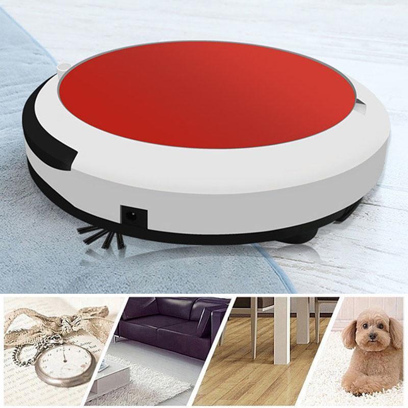 Mini Robot de nettoyage automatique à domicile Intelligent Robot de nettoyage à domicile, bureau, etc. Appareils de nettoyage de sol 80