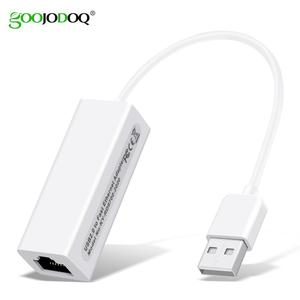 External USB Wired Ethernet Network Card Adapter USB to Ethernet RJ45 Lan for Windows 7/8/10/XP RD9700 For Win XP/7/8/10