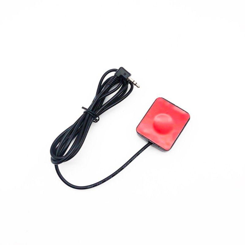 Car DVR Recorder GPS Navigation Accessories External Antenna Module 3.5mm Plug Y5GF