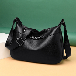 2020 New Leather Women's Handbag Designer Brand Messenger Bag Summer Style Crossbody Shoulder Bags for Women 2020 Sac Main Femme