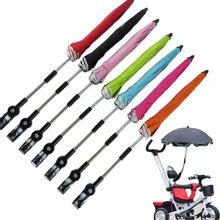 Baby stroller special umbrella can be bent free baby child UV protection