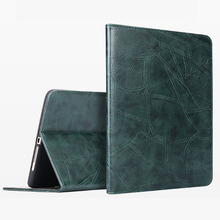 For Ipad 2017 2018 Case Luxury Tablet splice Pu Leather Case Flip Auto Wake Up Sleep Stand Cover For Ipad Air 2 Air 1 Smart Case стоимость