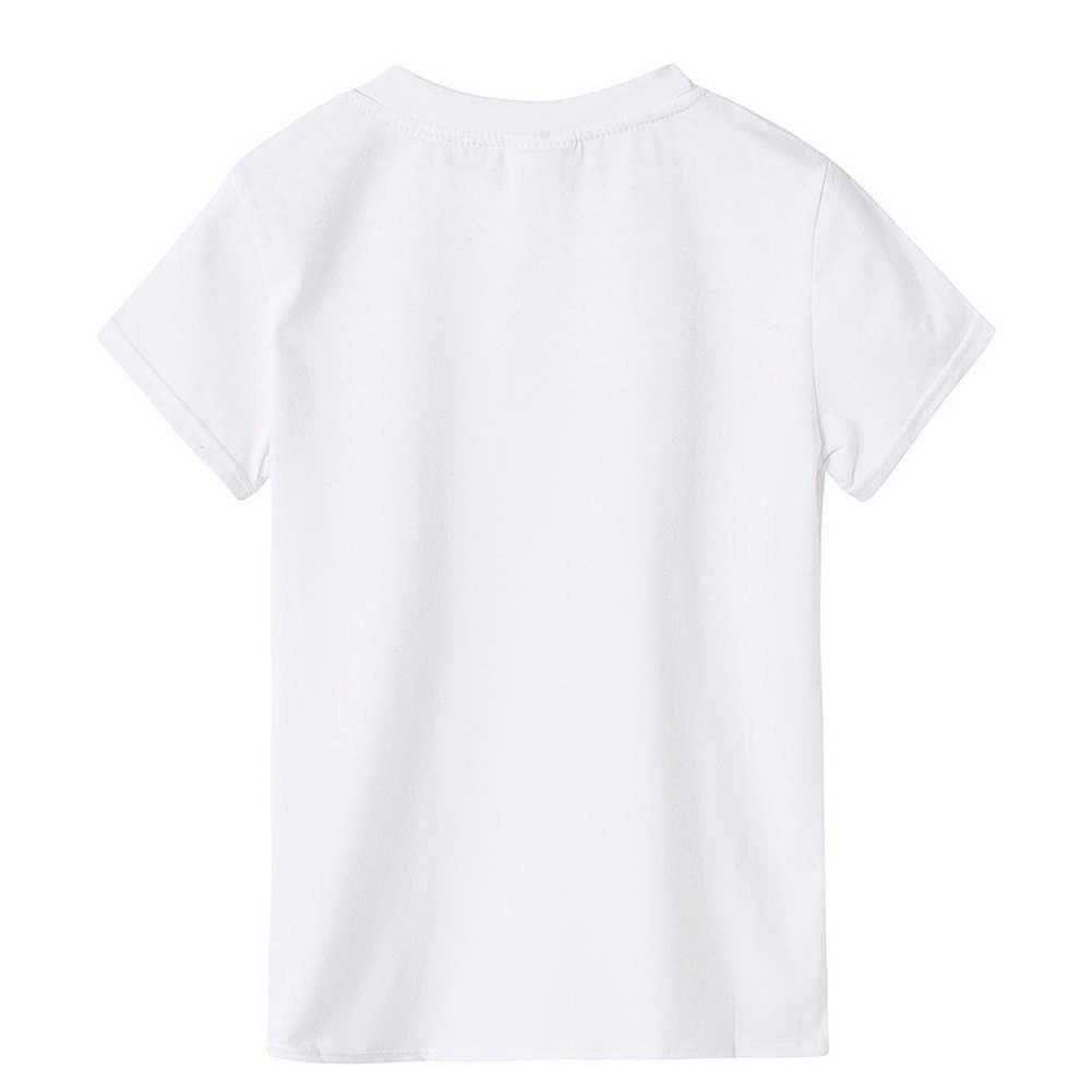 1pc Hij/zij Deed Het 2019 Kerst Kids Baby Meisjes Jongens Bijpassende T-shirt Brothers Zusters Leuke Tops tee Shirts Dropshipping