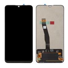 جديد اختبار LCD لهواوي Mate20 ماتي 20 شاشة عرض تعمل باللمس محول الأرقام مع الإطار استبدال لهواوي ماتي 20 شاشة LCD HMA L29