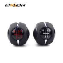 Car Gear Shift Knob Shifter Lever Cover Gaitor Leather Boot For Mini Cooper F55 F56 F54 F60 OEM 7641999 6 Speed Manual accessory