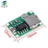 TZT Mini360 DC-DC Buck Converter Step Down Module 4.75V-23V to 1V-17V 17x11x3.8mm SG125-SZ+