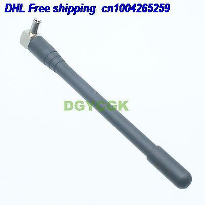 DHL 50pcs Antenna 3G 2.5DBi GSM GPRS TS9 Plug 10cm For USB MODEM Broadband Dongle Antenna 22-a