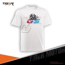 For BMW F650GS F700GS F800GS F850GS G310GS R1200GS Adventure T Shirt O Neck Printed T Shirt