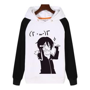 Image 1 - Unisex Männer Frauen Anime Noragami YATO Baumwolle Hoodie Mantel Sweatshirts Cosplay Kostüme
