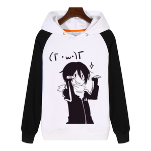 Image 1 - Unisex Men Women Anime Noragami YATO Cotton Hoodie Coat Sweatshirts Cosplay Costumes