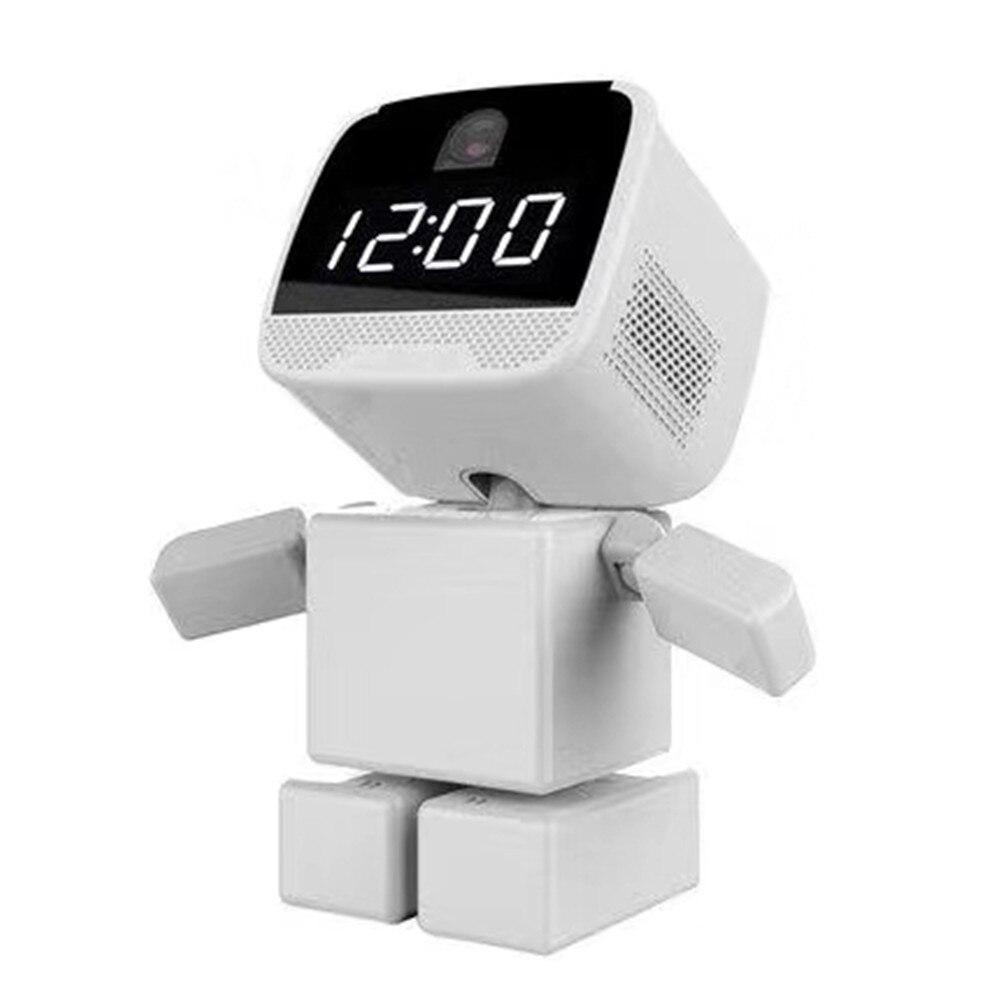 2MP 1080P affichage du temps sans fil PTZ IP caméra sécurité à domicile Vision nocturne interphone bébé moniteur