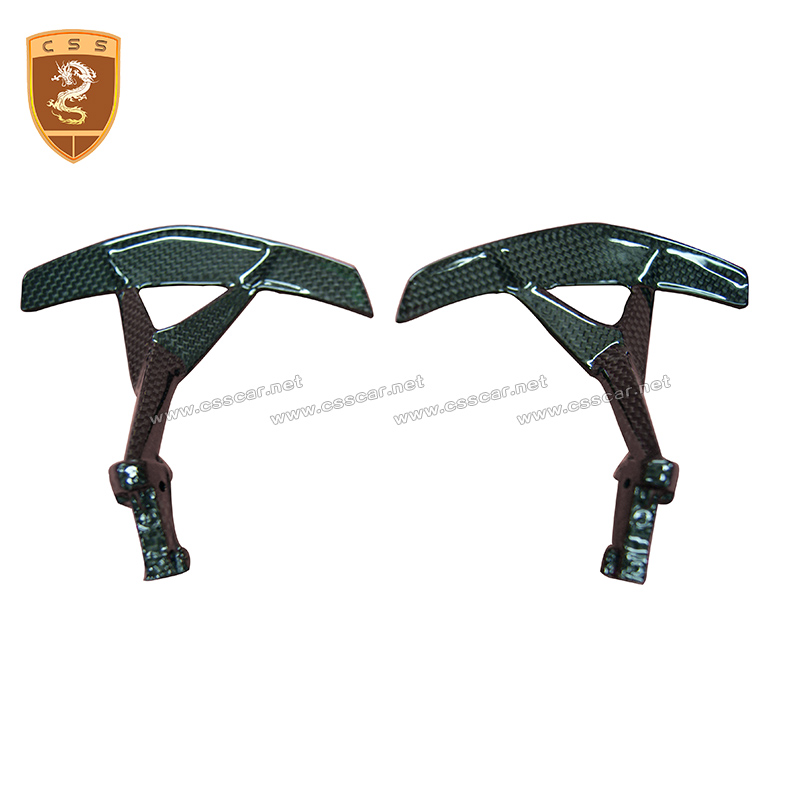 Carbon steering wheel paddle shifters for Lamborghini Aventador lp700 Lp720 11 15 Paddle Gearbox Car Accessories Covers|Interior Door Panels & Parts| |  - title=