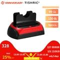 TISHRIC IDE SATA Dual All In 1 Hd/HDD Dock/док-станция жесткий диск/диск Hdd 2,5 3,5 ридер Usb ес внешний бокс корпус чехол