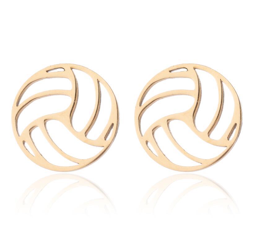 Gold Earring 241