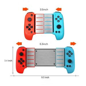Image 4 - Saitake 7007F Wireless Gamepad Bluetooth Game Controller for Huawei Xiaomi Android Phone TV iPhone Telescopic GamePads Joystick