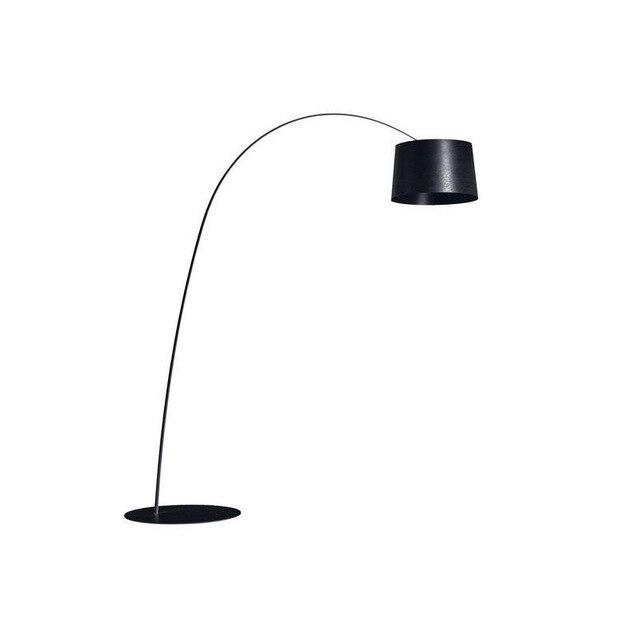 Фото 2020 популярный минималистичный светодиодный напольный светильник цена
