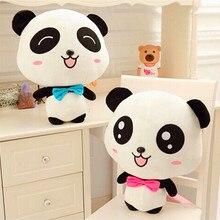 20cm 35cm 45cm panda plush kawaii dolls stuffed animals cute cartoon soft toys for children new year 2020 birthday christmas gif
