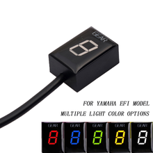 Gear Indicator Display Meter For Yamaha FZ6 FZ6S FZS 600 1000 MT 03 YZF R6 R1 TDM 850 900 WR250X XJ6N XJR1300 XV1900 XVS 1100