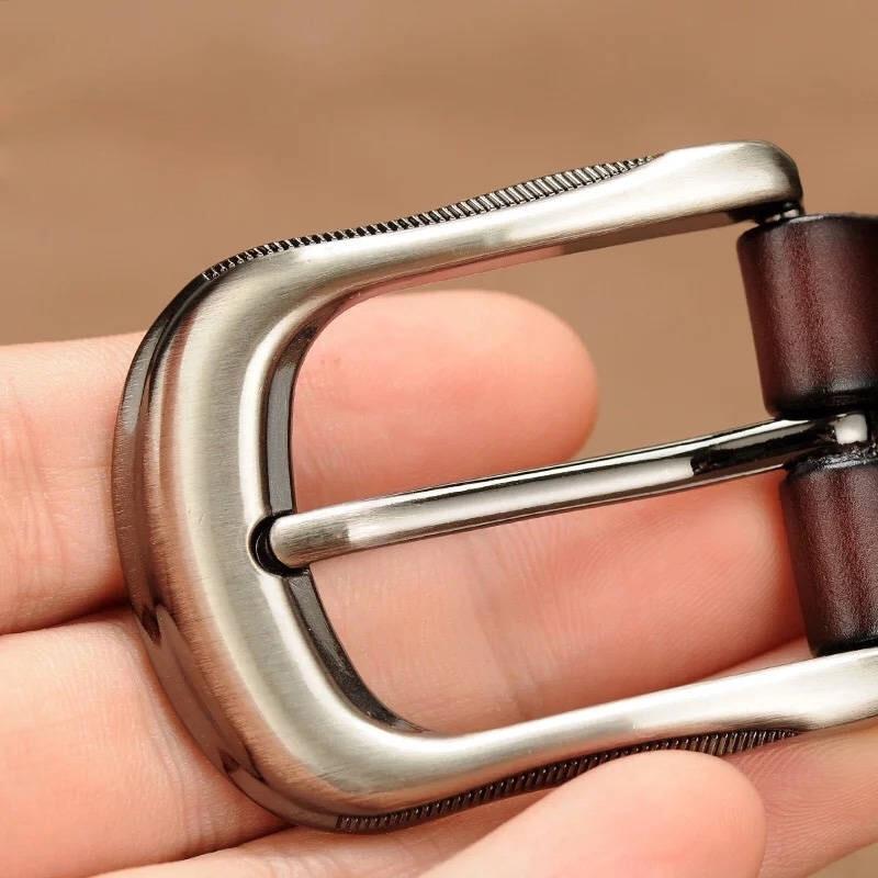 Top Quality Brown Black Belt 6