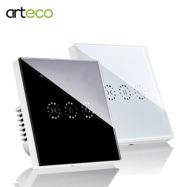 스마트 커튼 스위치 WiFi 롤러 셔터 스위치 음성 제어 Alexa eco와 호환 Google 홈 블라인드 롤러 셔터 스위치
