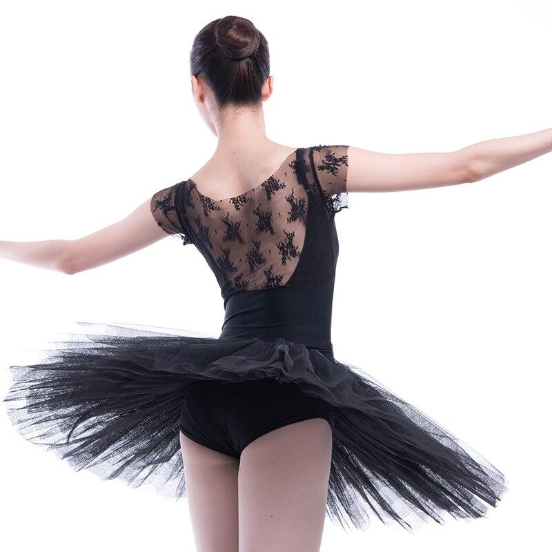 Image 5 - Профессиональная балетная пачка «Лебединое озеро»; цвет белый, черный; эластичная резинка на талии; 5 слоев; жесткая сетчатая фатиновая юбка; пачки с трусамиБалет    АлиЭкспресс