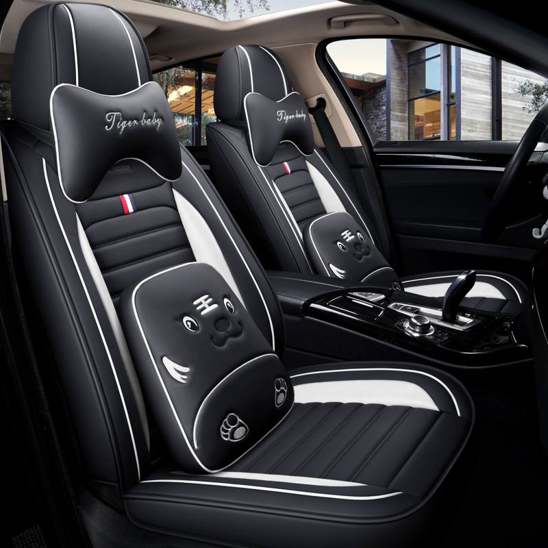 Full Coverage Eco-leather auto <font><b>seats</b></font> <font><b>covers</b></font> PU Leather Car <font><b>Seat</b></font> <font><b>Covers</b></font> for <font><b>mazda</b></font> cx3 <font><b>cx</b></font>-<font><b>3</b></font> cx5 <font><b>cx</b></font>-5 cx7 <font><b>cx</b></font>-7 <font><b>mazda</b></font> 2 image