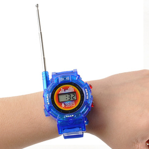 Children's toy watch walkie ta