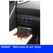 Para ix25 (creta) painel interruptor de brilho painel luz de nevoeiro ajuste do farol brilho lado deslizamento fora