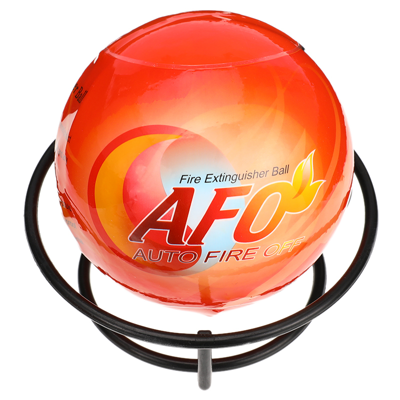Anti-Fire Ball Easy Throw Stop Fire Loss Tool AFO Automatic Fire Extinguisher Ball Safety Auto Self Activation 0.77KG/1.7KG
