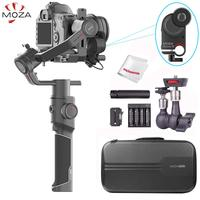 Moza Air 2 3 Axis Handheld Gimbal Stabilizer with iFocus M Follow Focus Motor for Canon Nikon Sony Lumix DSLR Mirrorless Cameras