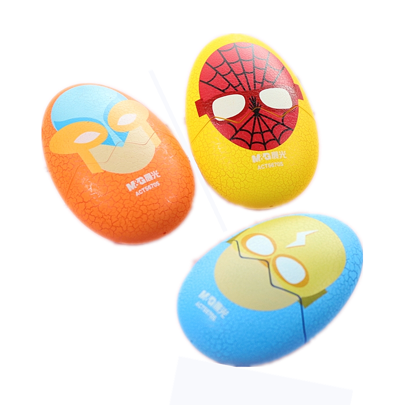 Spiderman Egg Shape Correction Tape 12 M Student Stationery Office School Supplies Correction Supplies